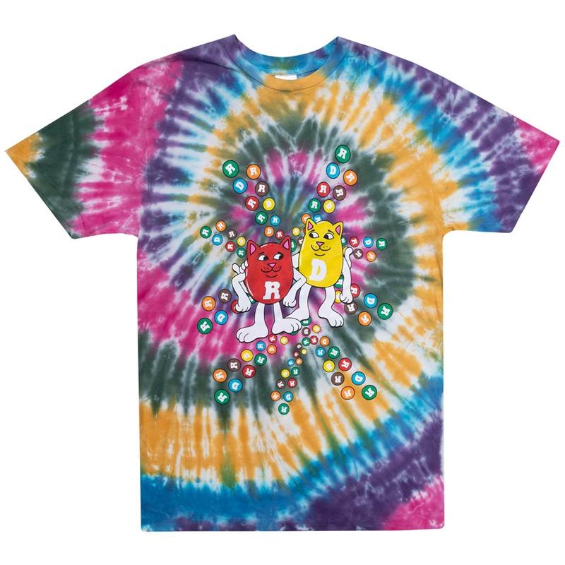 RIPNDIP Eminerm T-Shirt Spiral Dye