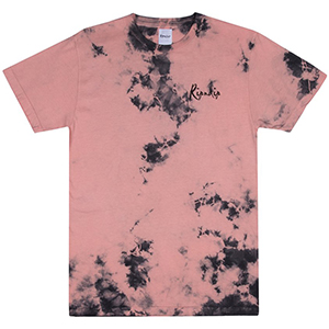 RIPNDIP Flower Eyes T-Shirt Sunset Tie Dye