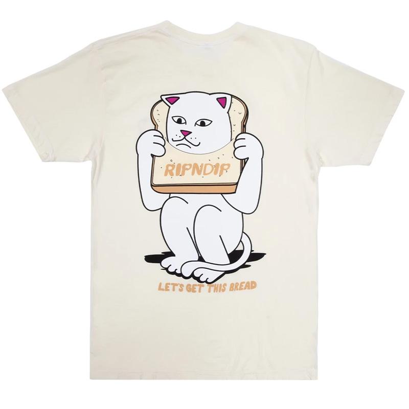 RIPNDIP Gluten Free T-Shirt Natural