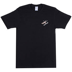 RIPNDIP Heavens T-Shirt Black