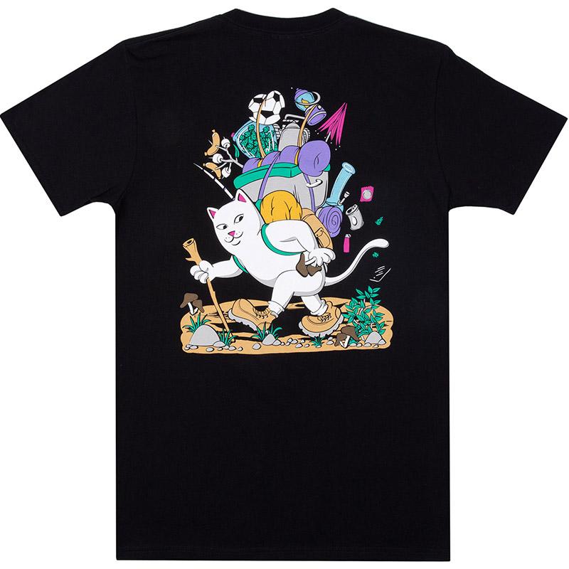 RIPNDIP Hiker Nerm T-Shirt Black