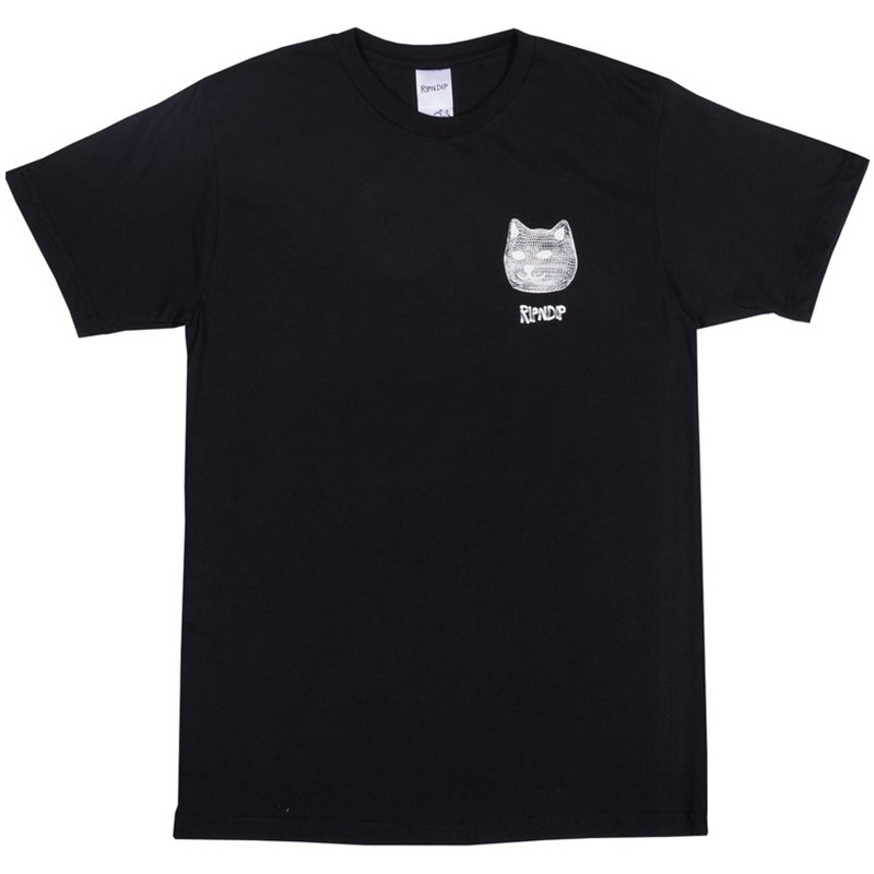 RIPNDIP Illusion T-Shirt Black