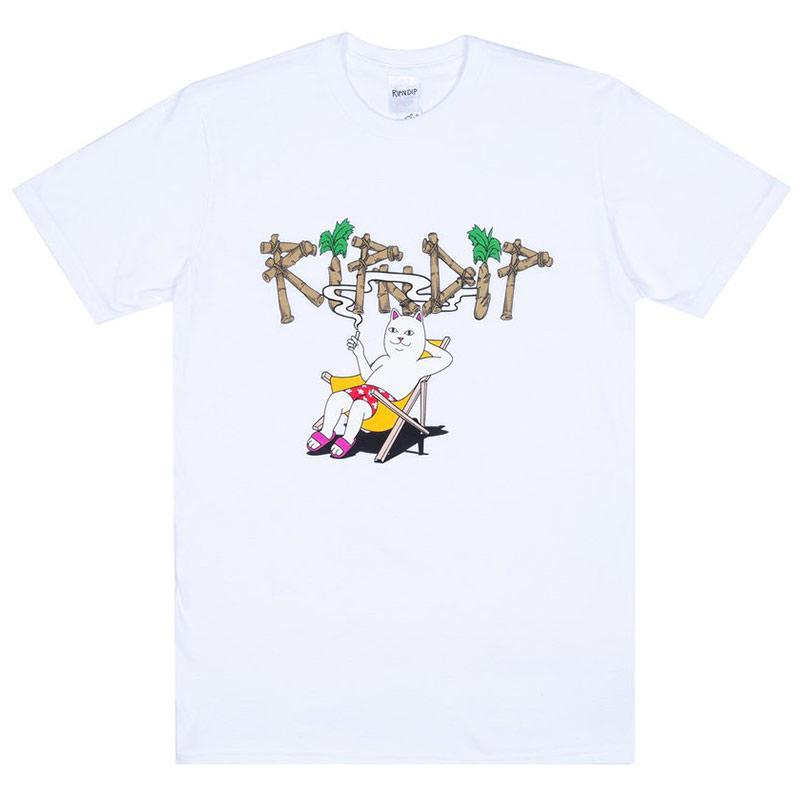 RIPNDIP Island Nerm T-Shirt White
