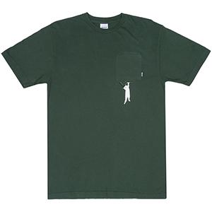 RIPNDIP Jungle Nerm T-Shirt Hunter Green