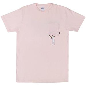RIPNDIP Jungle Nerm T-Shirt Pink