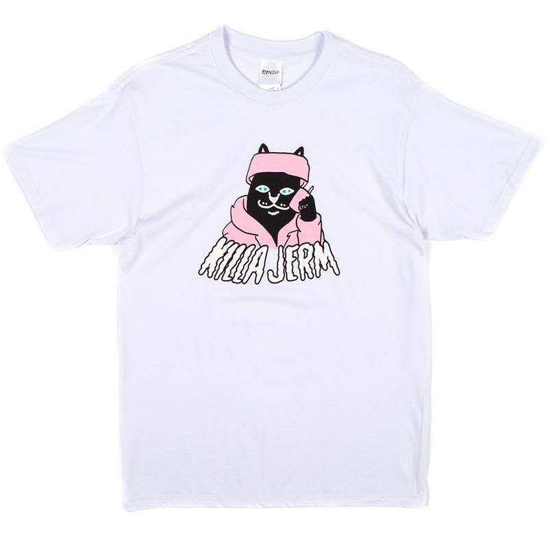 RIPNDIP Killa Nerm T-Shirt White