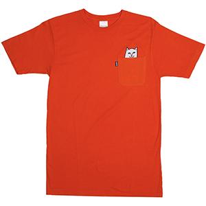RIPNDIP Lord Nermal T-Shirt Safety Orange