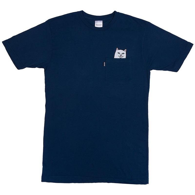 RIPNDIP Lord Nermal T-Shirt Southern Blue