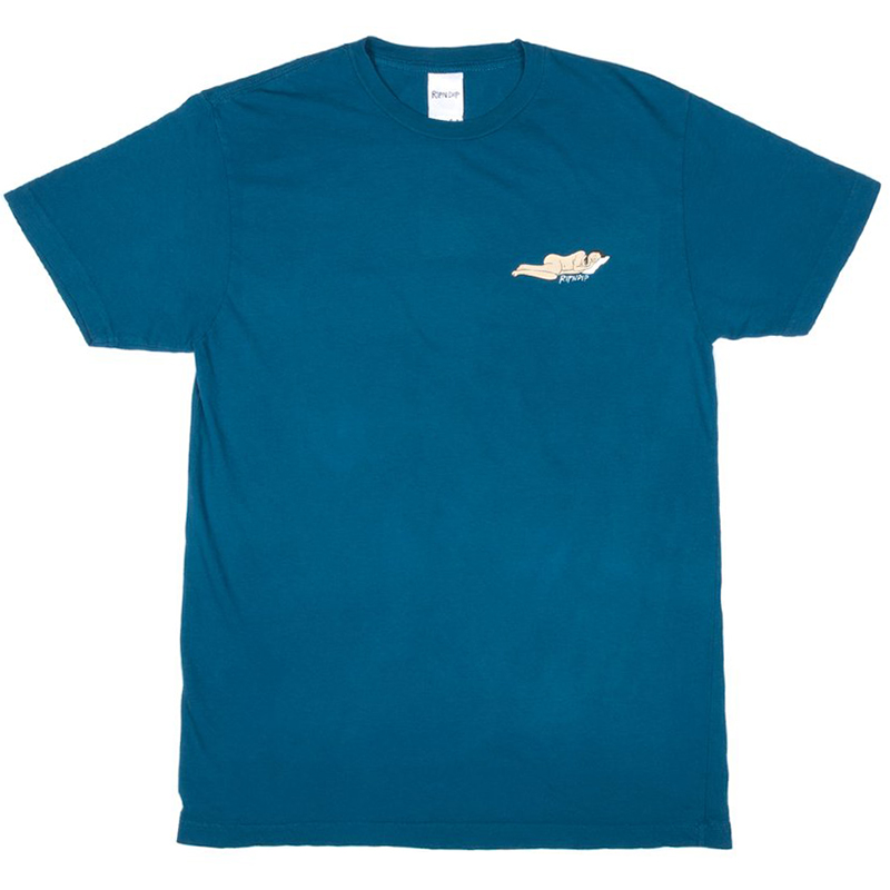 RIPNDIP Nap Time T-Shirt Teal