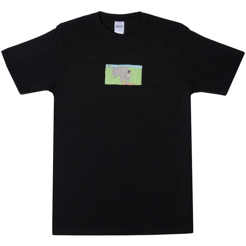 RIPNDIP Nature Calls T-Shirt Black