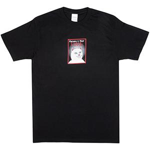 RIPNDIP Nerm Of The Year T-Shirt Black