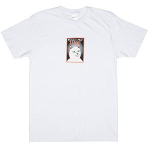 RIPNDIP Nerm Of The Year T-Shirt White