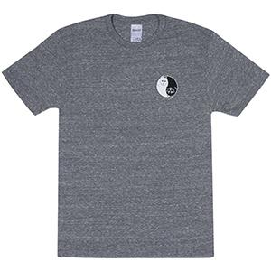 RIPNDIP Nermal Yang T-Shirt Ash Grey