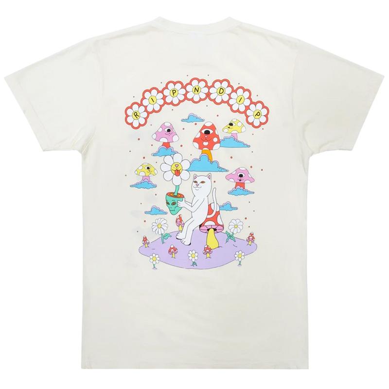 RIPNDIP Plant Based T-shirt Natural