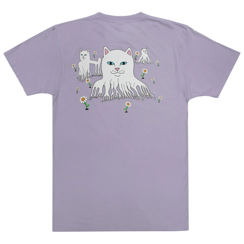 RIPNDIP Roots T-Shirt Lavender