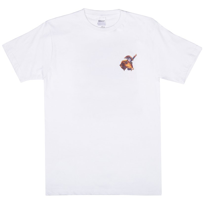 RIPNDIP Steed T-Shirt White