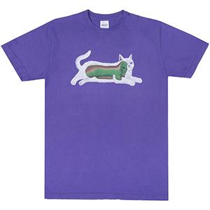 RIPNDIP Transnerm T-Shirt Purple