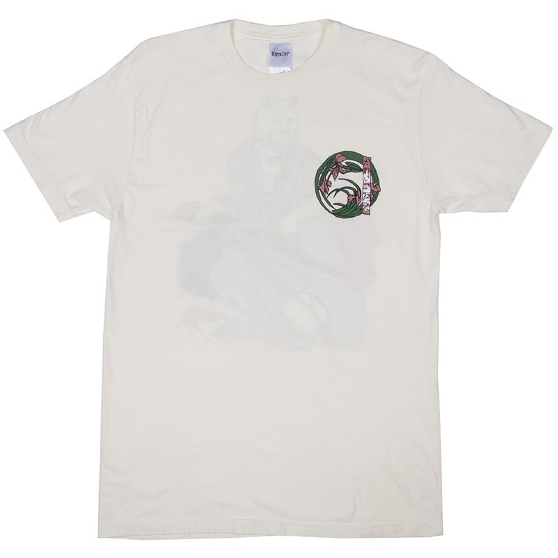 RIPNDIP Warrior T-Shirt Natural