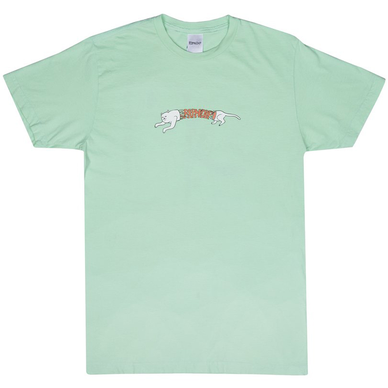 RIPNDIP Zipperface T-Shirt Mint