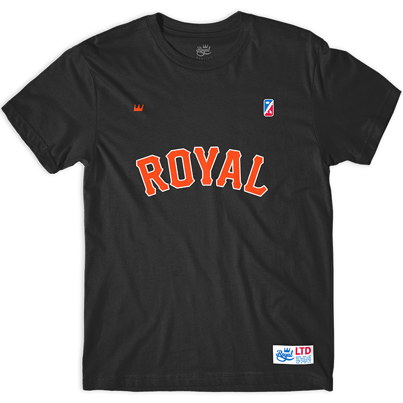 Royal Giant T-Shirt Black