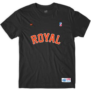 Royal Giant T-Shirt Black