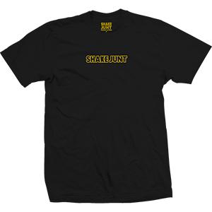 Shake Junt Represent T-Shirt Black