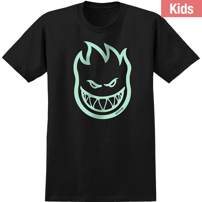 Spitfire Kids Bighead Glow T-Shirt