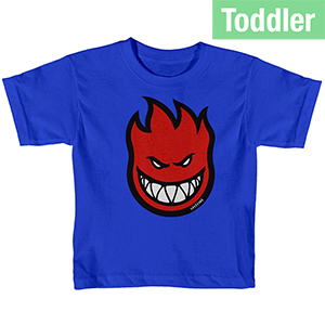 Spitfire Toddler Bighead Fill T-Shirt Royal