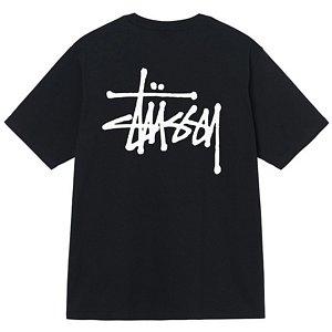 Stussy Basic Stussy T-Shirt Black