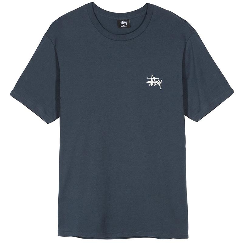 Stussy Basic T-shirt Ink