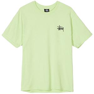 Stussy Basic T-Shirt Pale Green
