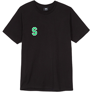 Stussy College Arc T-shirt Black