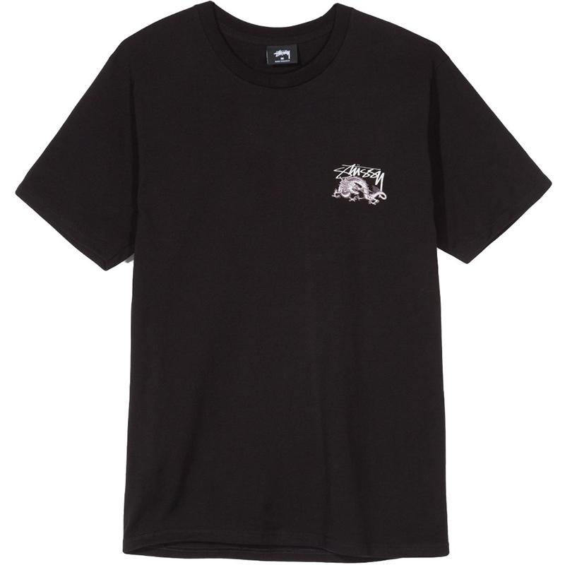Stussy Dynasty T-Shirt Black