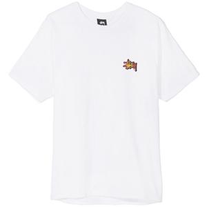 Stussy Fireball T-Shirt White