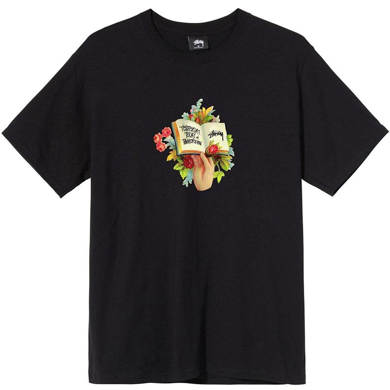 Stussy Handbook T-Shirt Black