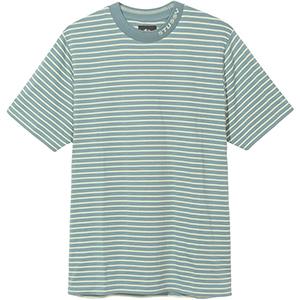Stussy Jack Stripe T-Shirt Blue