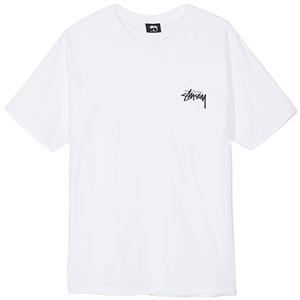 Stussy Mystic 8 Ball T-Shirt White