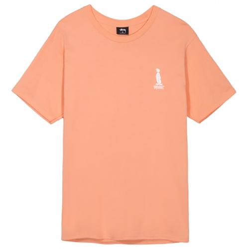 Stussy Raggamon T-Shirt Salmon