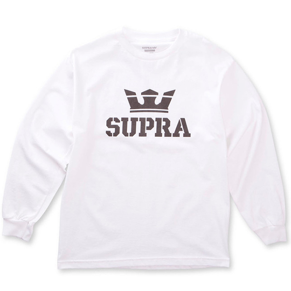 Supra Above T-Shirt White