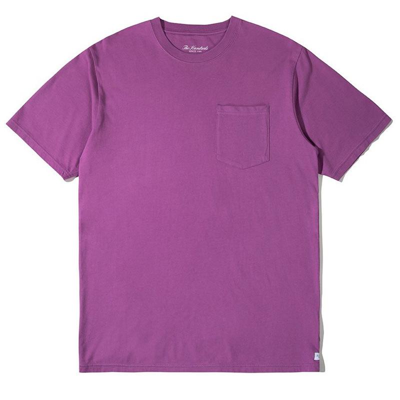 The Hundreds 2020 Perfect Pocket T-Shirt Magenta