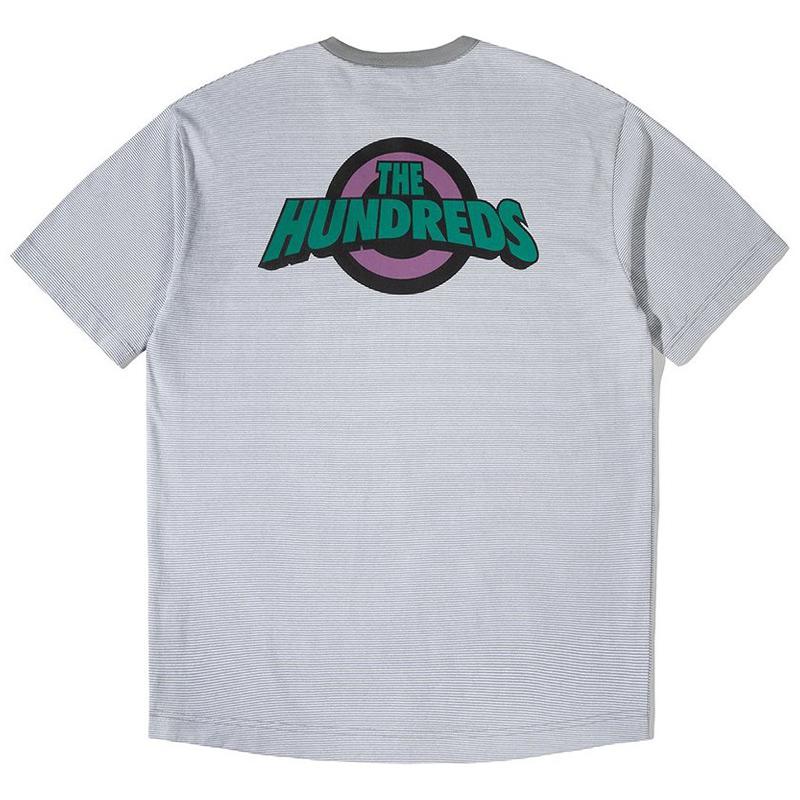 The Hundreds Arena T-Shirt Grey