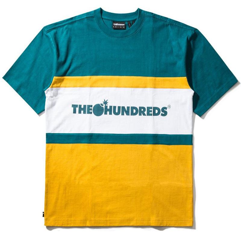 The Hundreds Club T-Shirt Emerald