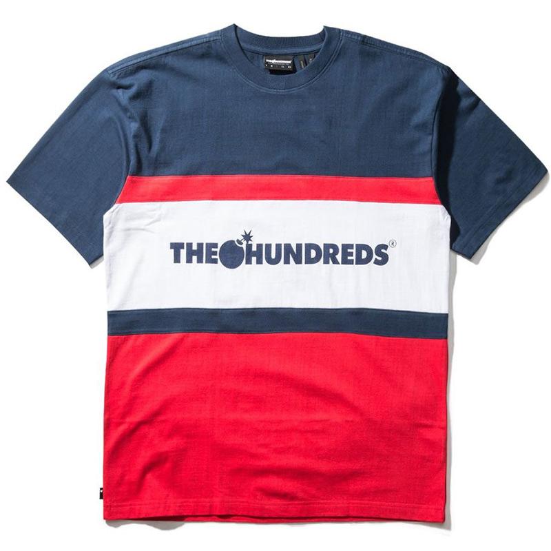 The Hundreds Club T-Shirt Navy