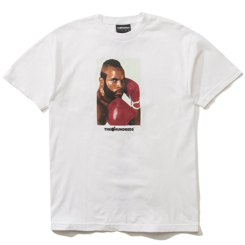 The Hundreds Clubber T-Shirt White
