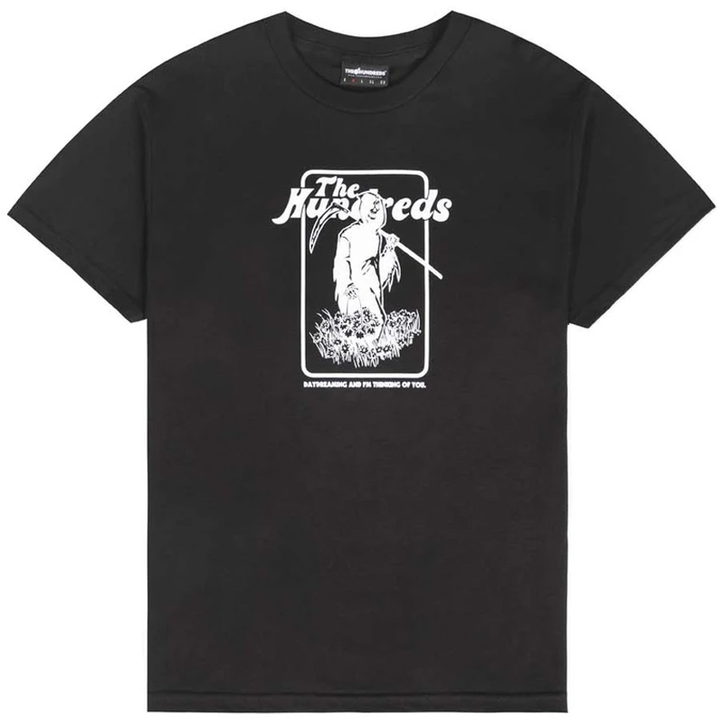 The Hundreds Daydreaming T-Shirt Black
