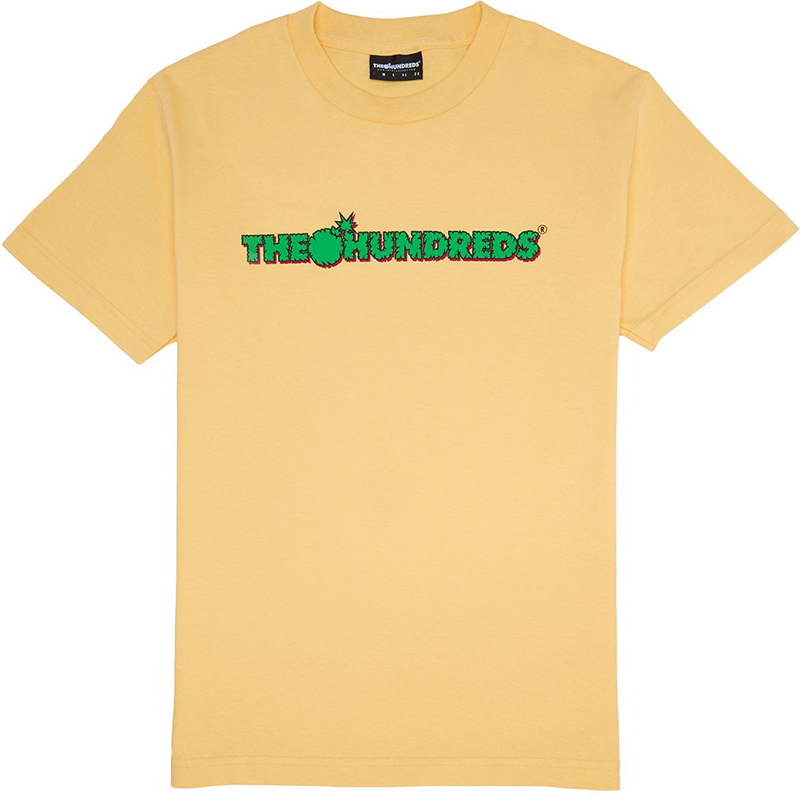 The Hundreds Dis Bar T-Shirt Squash