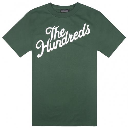 The Hundreds Forever Slant T-shirt Forest