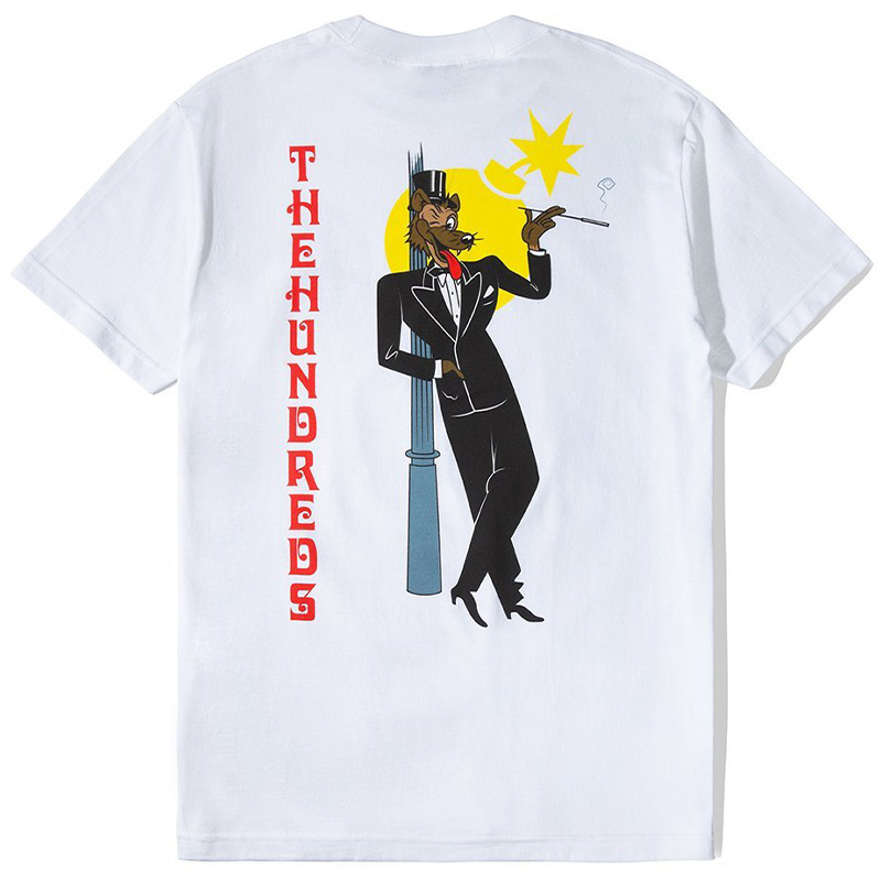 The Hundreds Games T-Shirt White