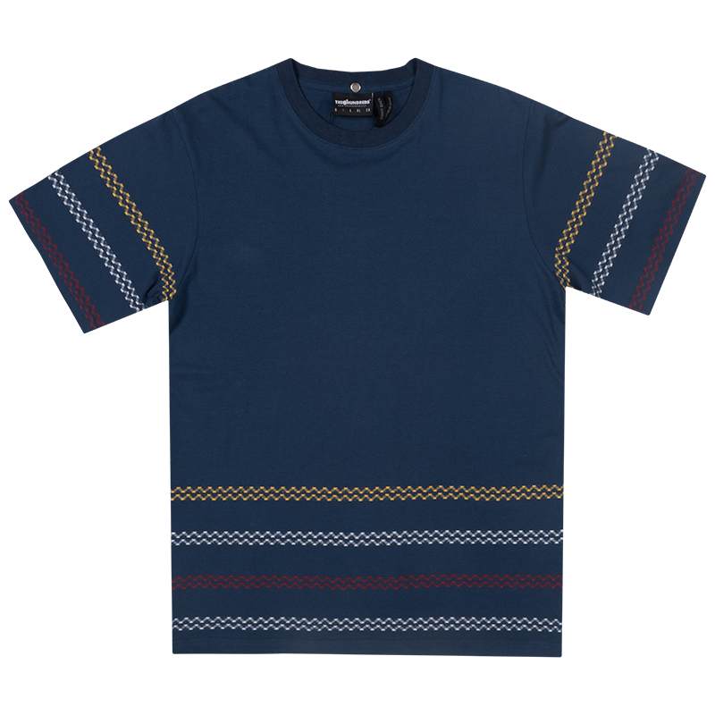 The Hundreds Holt T-shirt Navy