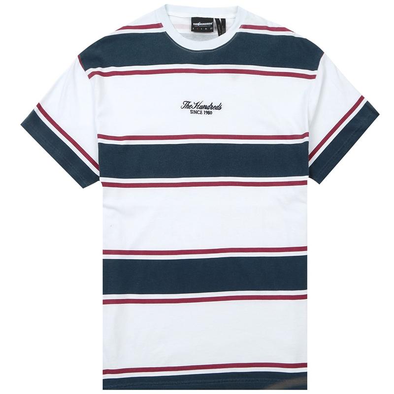 The Hundreds Hughes T-Shirt White